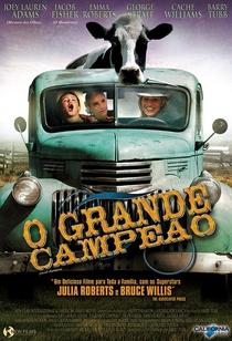 O Grande Campeão - Poster / Capa / Cartaz - Oficial 1