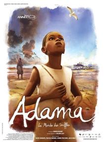 Adama - Poster / Capa / Cartaz - Oficial 1