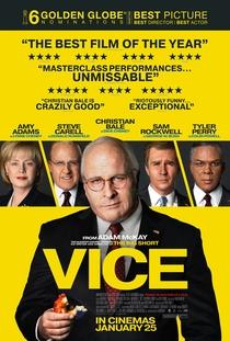 Vice - Poster / Capa / Cartaz - Oficial 3