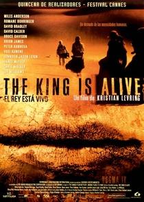 O Rei Está Vivo - Poster / Capa / Cartaz - Oficial 1