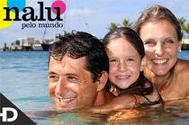Nalu Pelo Mundo - Poster / Capa / Cartaz - Oficial 1