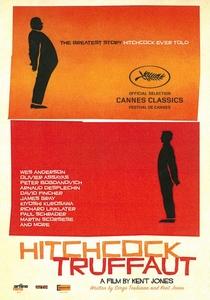 Hitchcock/Truffaut - Poster / Capa / Cartaz - Oficial 3