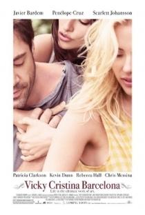 Vicky Cristina Barcelona - Poster / Capa / Cartaz - Oficial 2