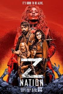 Z Nation (4ª Temporada) - Poster / Capa / Cartaz - Oficial 1