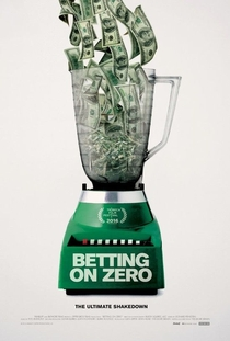 Betting on Zero - Poster / Capa / Cartaz - Oficial 1