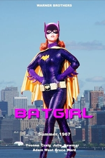 Batgirl - Poster / Capa / Cartaz - Oficial 1