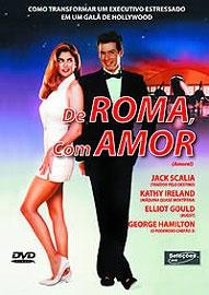 De Roma, Com Amor - Poster / Capa / Cartaz - Oficial 1