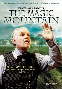 A Montanha Mágica - Poster / Capa / Cartaz - Oficial 3
