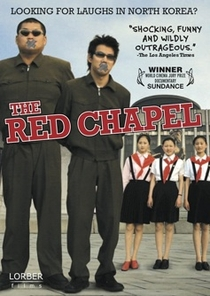 The Red Chapel - Poster / Capa / Cartaz - Oficial 1