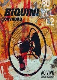 Biquini Cavadão - 80 Vol. 2 - Ao Vivo No Circo Voador - Poster / Capa / Cartaz - Oficial 1