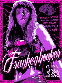 Frankenhooker - Que Pedaço de Mulher - Poster / Capa / Cartaz - Oficial 5