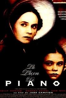 O Piano - Poster / Capa / Cartaz - Oficial 6
