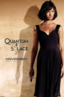 007 - Quantum of Solace - Poster / Capa / Cartaz - Oficial 6
