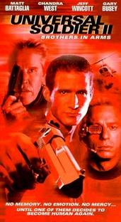 Soldado Universal 2 - Poster / Capa / Cartaz - Oficial 1