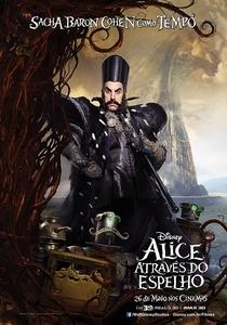 Alice Através do Espelho - Poster / Capa / Cartaz - Oficial 27