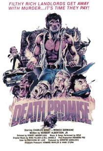 Death Promise - Poster / Capa / Cartaz - Oficial 1