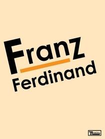 Franz Ferdinand - Poster / Capa / Cartaz - Oficial 1