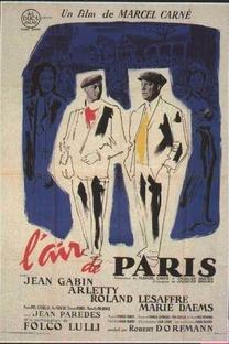 L'air de Paris - Poster / Capa / Cartaz - Oficial 1