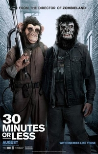 30 Minutos ou Menos - Poster / Capa / Cartaz - Oficial 4
