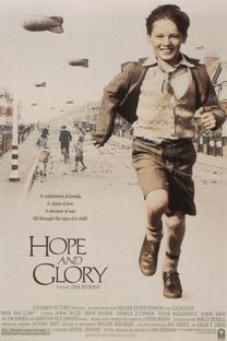 Esperança e Glória - Poster / Capa / Cartaz - Oficial 1