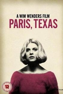 Paris, Texas - Poster / Capa / Cartaz - Oficial 1