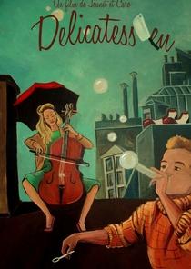Delicatessen - Poster / Capa / Cartaz - Oficial 2
