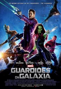 Guardiões da Galáxia - Poster / Capa / Cartaz - Oficial 4
