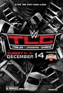 WWE TLC and Stairs - 2014 - Poster / Capa / Cartaz - Oficial 1