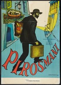 Pirosmani - Poster / Capa / Cartaz - Oficial 1