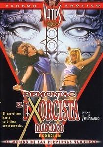 O Exorcista Diabólico - Poster / Capa / Cartaz - Oficial 1