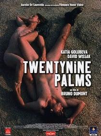 Twentynine Palms - Poster / Capa / Cartaz - Oficial 1
