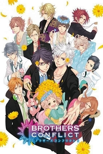 Brothers Conflict OVA - Poster / Capa / Cartaz - Oficial 1