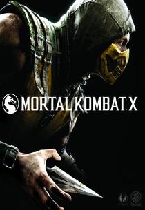Mortal Kombat X - Poster / Capa / Cartaz - Oficial 1