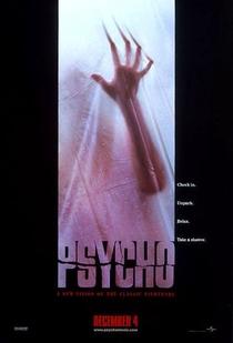 Psicose - Poster / Capa / Cartaz - Oficial 1
