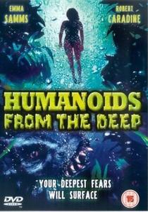 Humanóides - Expêriencia Mortal - Poster / Capa / Cartaz - Oficial 1