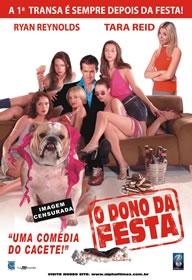 O Dono da Festa - Poster / Capa / Cartaz - Oficial 1