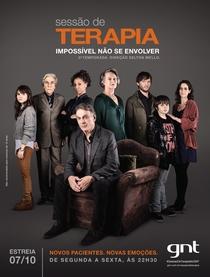 Sessão de Terapia (2ª Temporada)  - Poster / Capa / Cartaz - Oficial 1
