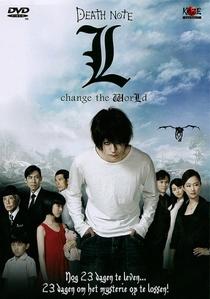 L - Change The World - Poster / Capa / Cartaz - Oficial 1
