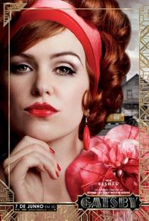 O Grande Gatsby - Poster / Capa / Cartaz - Oficial 34