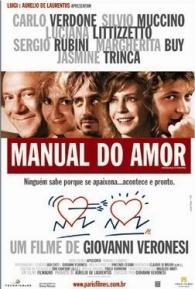 Manual do Amor - Poster / Capa / Cartaz - Oficial 1