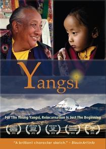 Yangsi: o renascimento é apenas o começo - Poster / Capa / Cartaz - Oficial 1