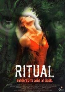 O Ritual - Poster / Capa / Cartaz - Oficial 4
