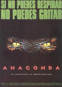 Anaconda - Poster / Capa / Cartaz - Oficial 6