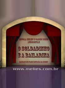 O Soldadinho e a Bailarina - Poster / Capa / Cartaz - Oficial 1