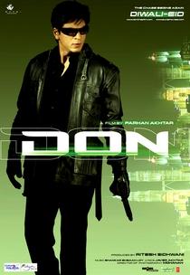Don 2 - Poster / Capa / Cartaz - Oficial 4