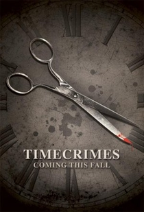 Crimes Temporais - Poster / Capa / Cartaz - Oficial 3