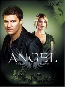 Angel: O Caça-Vampiros (3ª Temporada) - Poster / Capa / Cartaz - Oficial 1