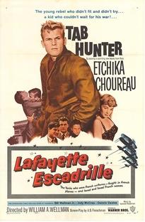 Lafayette Escadrille - Poster / Capa / Cartaz - Oficial 1