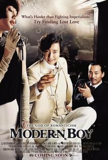 Modern Boy - Poster / Capa / Cartaz - Oficial 1