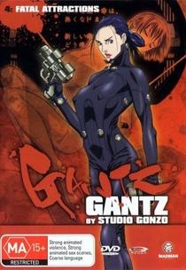 Gantz - Poster / Capa / Cartaz - Oficial 6